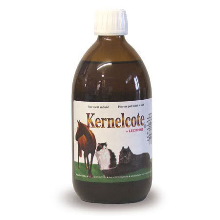 Lacklustre coat - you need Kernelcote 500ml