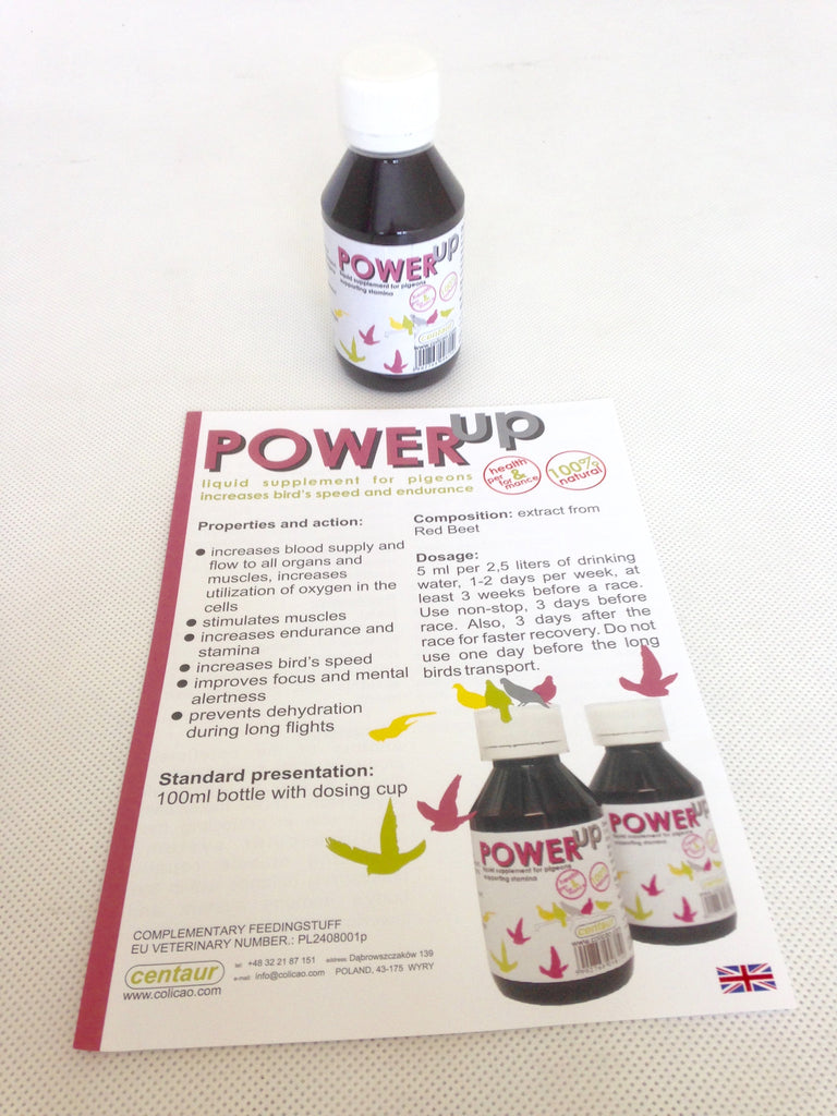 NEW POWER UP with RED BEET EXTRACT SALE!
