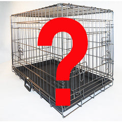 Which size cage for my dog?