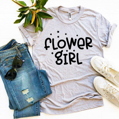 Flower Girl T-shirt - ida-trends