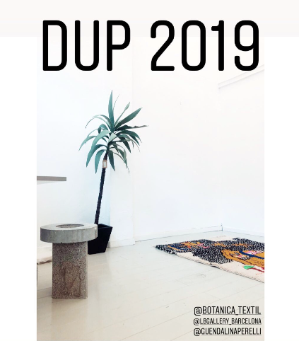 Expo colectiva - DUP 2019 - Tribute to Etel Adnan L&B Gallery Barcelona