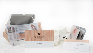 Giftbox Newborn photoshoot