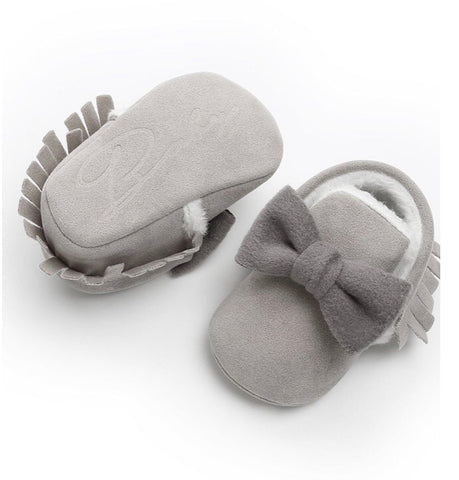 Teeny Grey Mocks