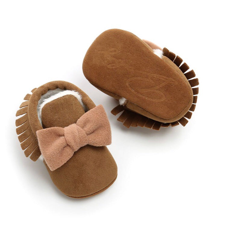 Teeny Brown Mocks