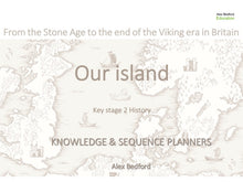 Load image into Gallery viewer, Our Island: KS2 Knowledge and Sequence Planners