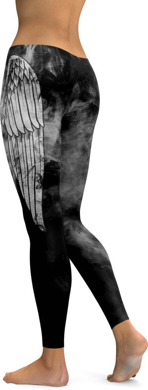ANGEL WING LEGGINGS