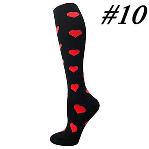 Compression Socks (1 Pair) for Women & Men#10