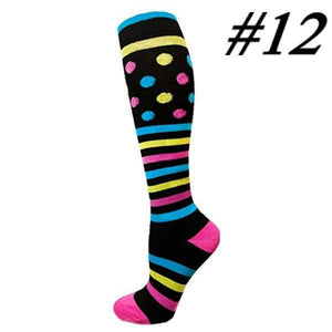 Compression Socks (1 Pair) for Women & Men#12