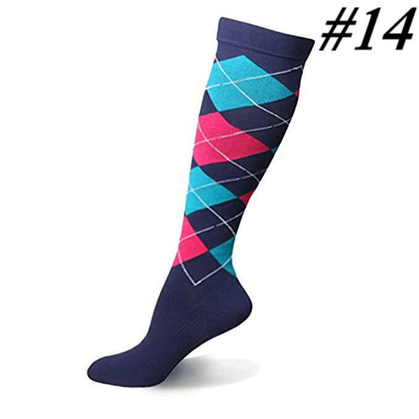 Compression Socks (1 Pair) for Women & Men#14