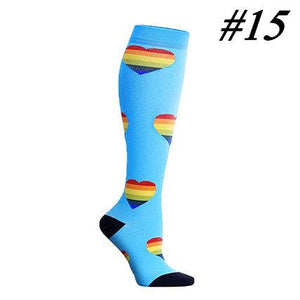 Compression Socks (1 Pair) for Women & Men#15