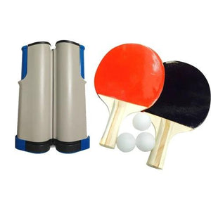 【Discount Today】RETRACTABLE TABLE TENNIS NET🏓