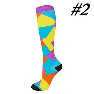 Compression Socks (1 Pair) for Women & Men#2