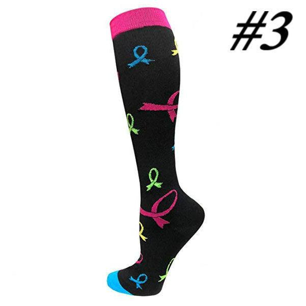 Compression Socks (1 Pair) for Women & Men#3