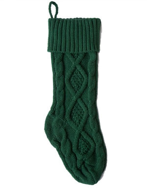 Solid Thick Winter Warm Christmas Decor Gift Socks