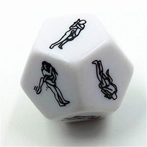 Adult Sex Dice for Couples