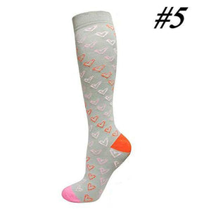 Compression Socks (1 Pair) for Women & Men#5