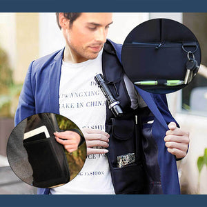 Concealed Underarm Backpack