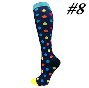 Compression Socks (1 Pair) for Women & Men#8