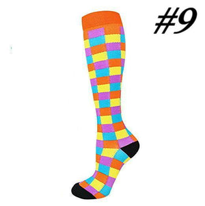 Compression Socks (1 Pair) for Women & Men#9