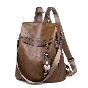 Anti Theft Backpack Women Bags