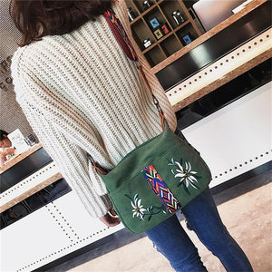 Abrasive Fabric Multifunction Women Fashion Shoulder Bag