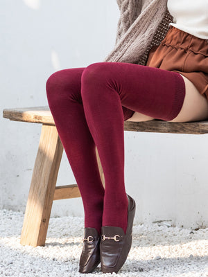 Thick Over Knee High Warm Socks