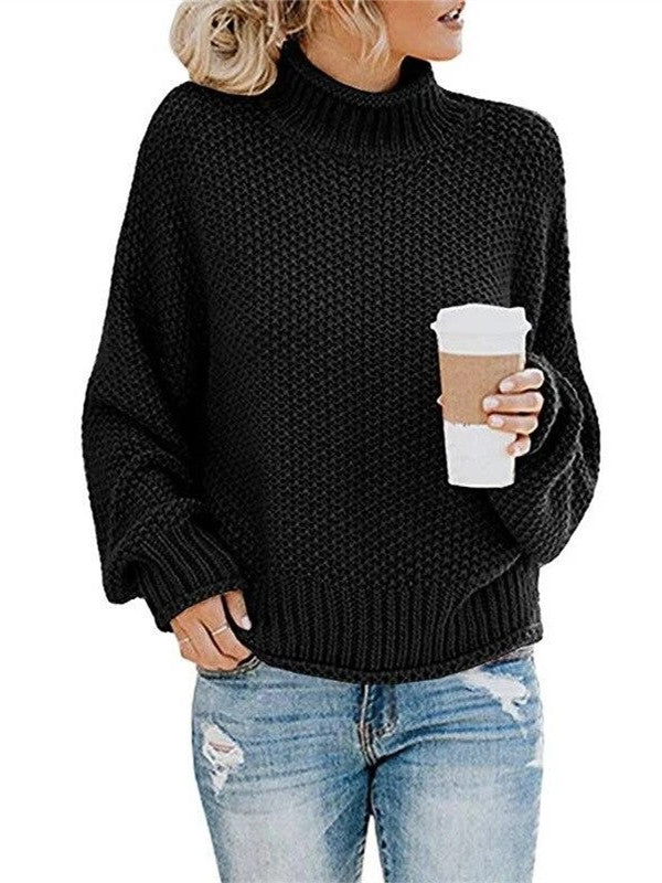 Winter Turtle Neck Sweater