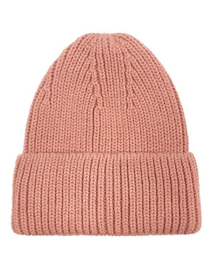Solid Knitted Hat