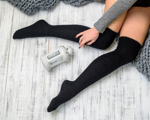 Over Knee Long Thigh High Socks