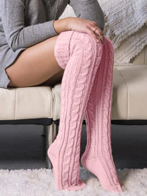 Over Knee Long Fashion Socks
