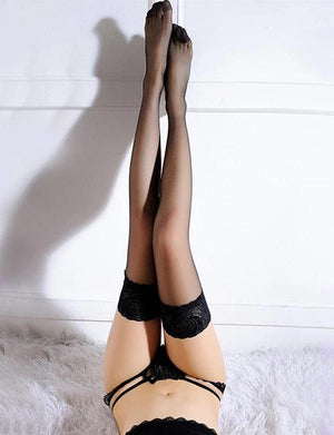 Over Knee Non-slip High Stockings
