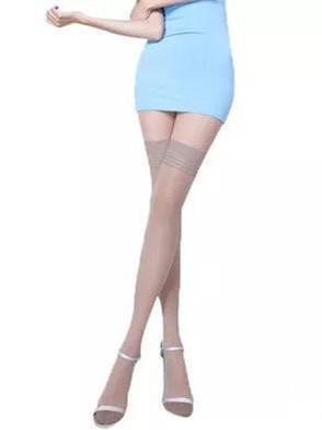 Ultrathin Breathable Over Knee High Stockings