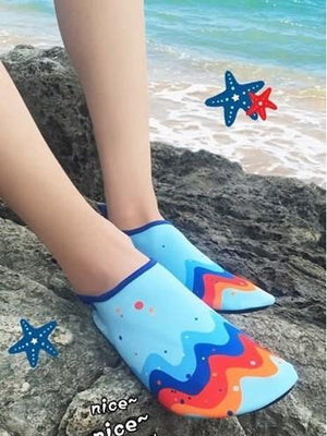 Non-slip Outdoor Wading Swimming Beach Unisex Socks Shoes