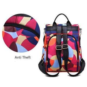 Alice Anti-Theft Backpack-Shoulder Bag (BUY 2 FREE SHIPPING)