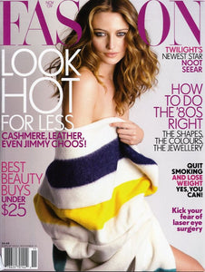 Fashion Magazine November 2009