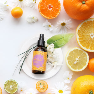 Moroccan Orange Blossom Facial Water
