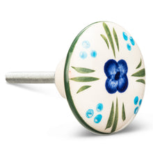 Load image into Gallery viewer, Flower Garden Knobs, Set of 2