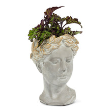 Load image into Gallery viewer, Grecian Bust Pot