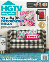 Load image into Gallery viewer, HGTV Magazine March 2017