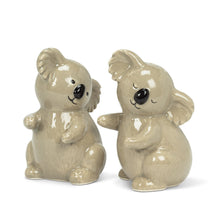 Load image into Gallery viewer, Kwicky Koalas Salt & Pepper Shakers