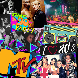 Sat 12th Oct - 80's & 90's Party Night PLUS Gary Barker