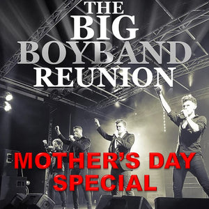 Sun 22nd March 2020 - Mother's Day Special with Michelle Lawson plus Boyband Reunion