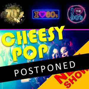 Fri 2nd October 2020 - 70's vs 80's CHEESY POP NIGHT