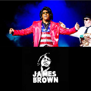 Sat 7th March 2020 - Man Divas PRINCE vs JAMES BROWN
