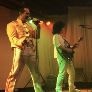 Sat 11th April 2020 - One Vision - A Tribute To Queen