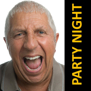 Sat 25th April 2020 - PETE PRICE - PARTY NIGHT