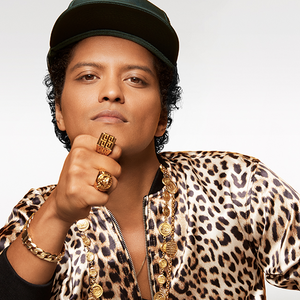 Sat 19th October - The Ultimate Bruno Mars Tribute Show