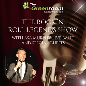 Sun 29th September - The Rock 'N Roll Legends Show With Asa Murphy