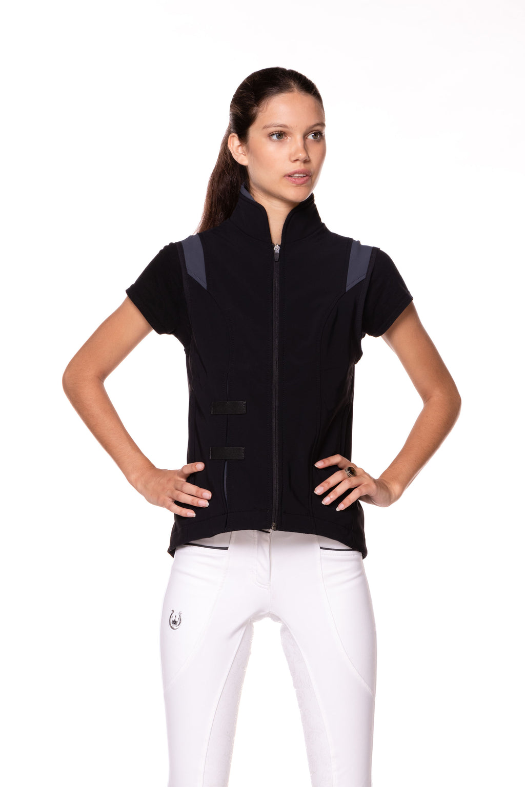Helite Equestrian  Air shell Gilet (without sleeves)