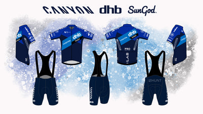 Veloskin partners with Canyon DHB p/b SunGod